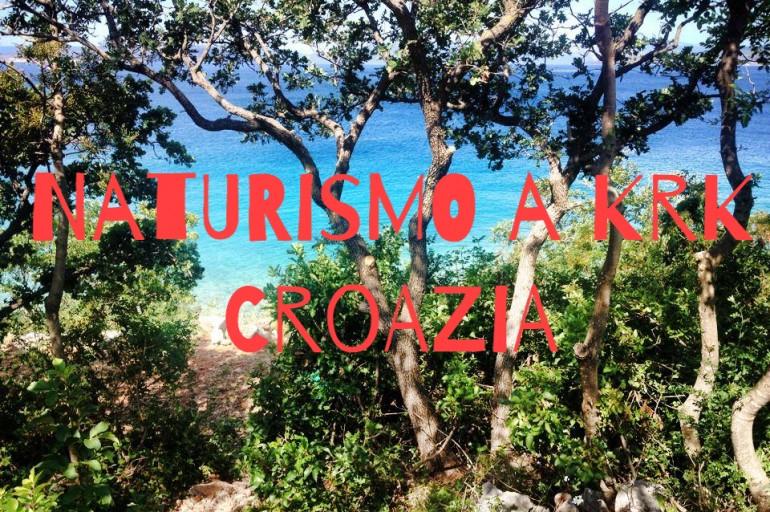 Naturismo nell'isola di Krk