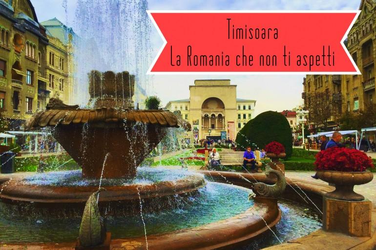 Alla scoperta di Timisoara