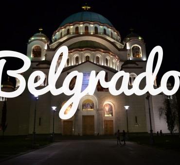 Belgrado in tre giorni