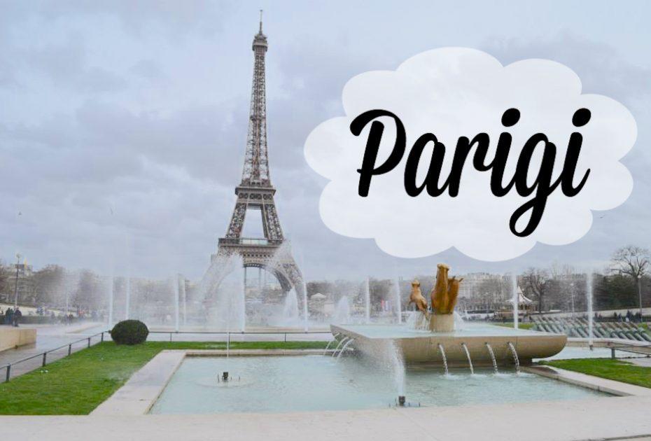 E pensare che noi a Parigi neanche ci volevamo andare…