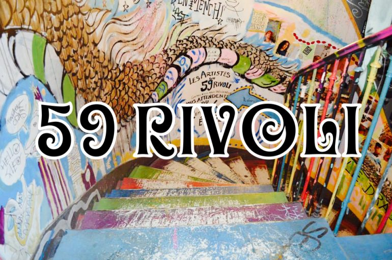 59 Rivoli the Aftersquat