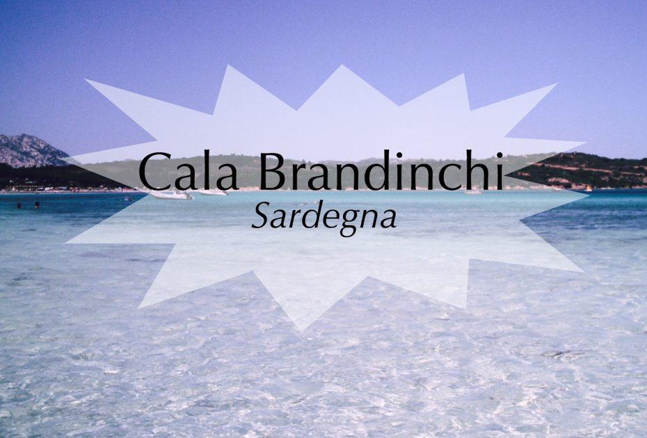 Cala Brandinchi: la Thaiti d'Italia