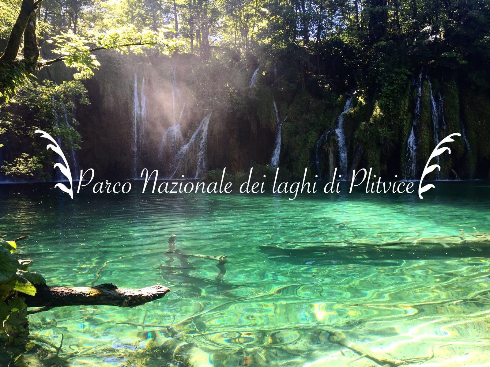 Parco nazionale dei laghi di plitvice consigli per for Disegni di laghi