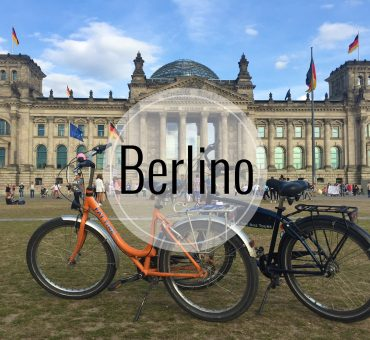 Vistare Berlino - in bicicletta