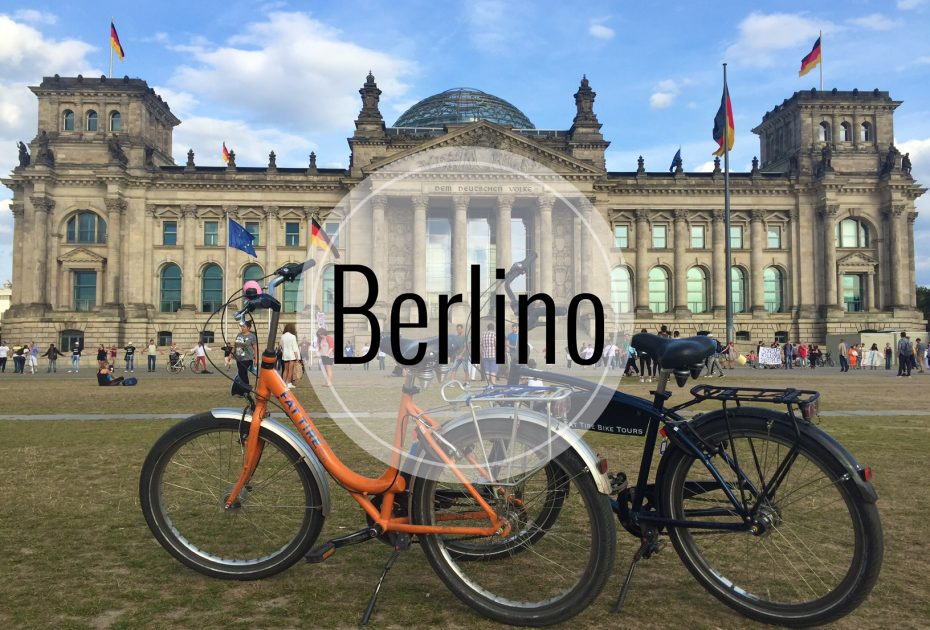 Vistare Berlino – in bicicletta