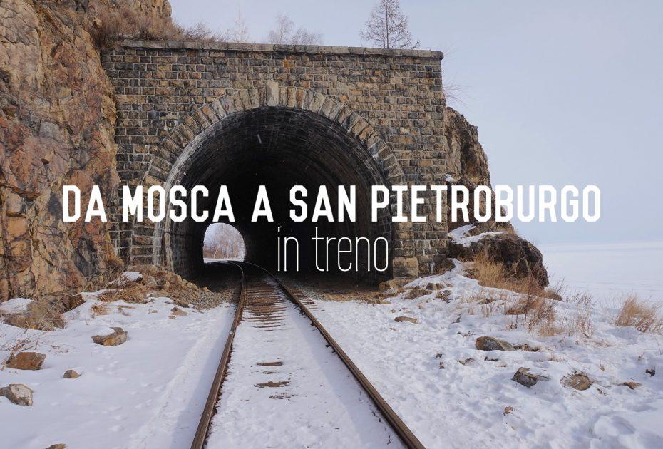 Treno Mosca-San Pietroburgo, come effettuare la prenotazione