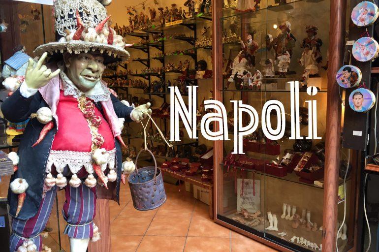Napoli: itinerario di due giorni, a piedi, tra le vie della città