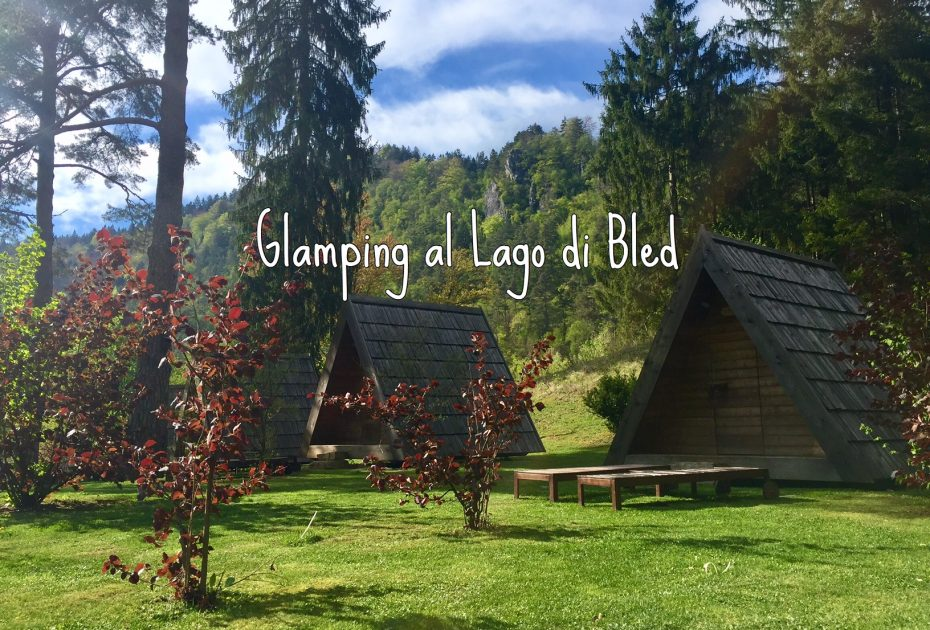 Glamping Bled, natura e design a 360°