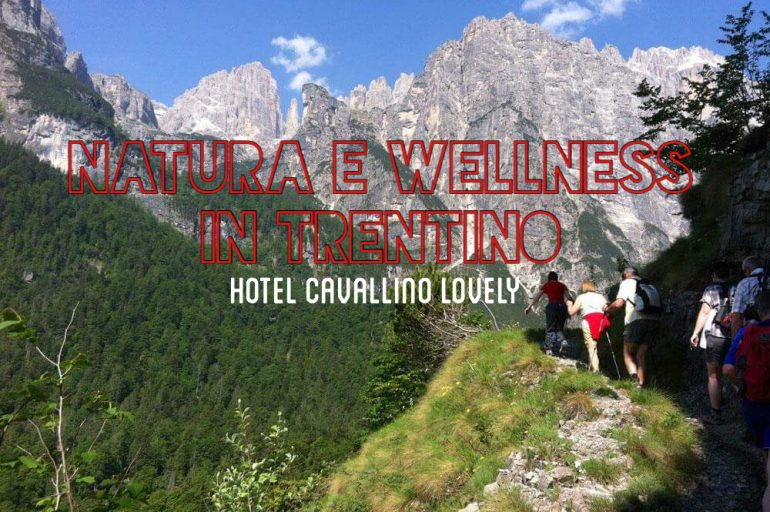 Vacanze ad Andalo all'Hotel Cavallino Lovely