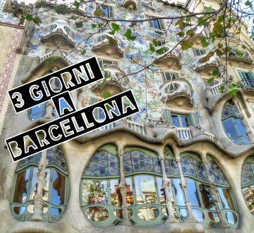 Mini-Vacanza a Barcellona