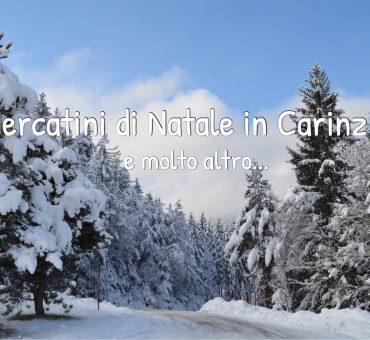 Mercatini di Natale in Carinzia (Villach-Klagenfurt-Velden)