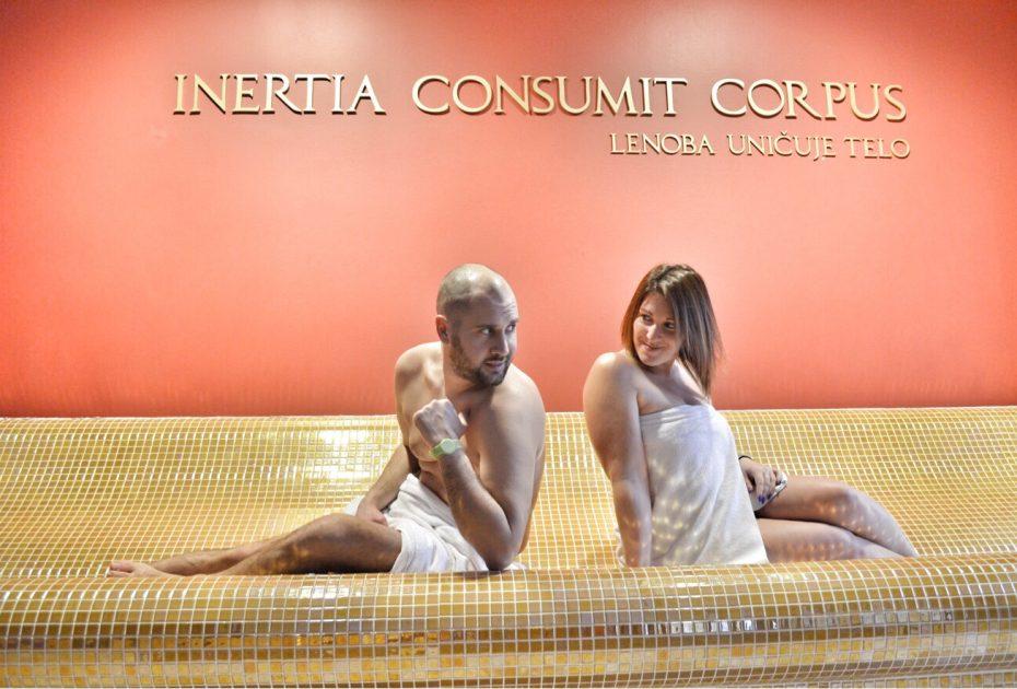 Terme in Slovenia: pacchetto romantico a Rimske Terme