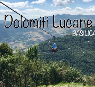 Dolomiti Lucane: escursioni, borghi e volo dell'angelo