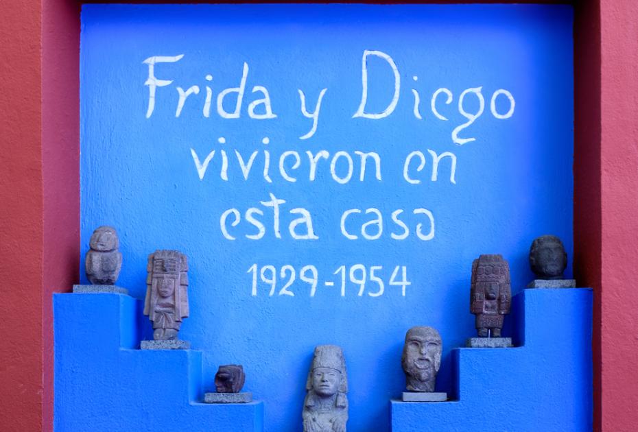 Come organizzare un viaggio in Messico sulle tracce di Frida Kahlo