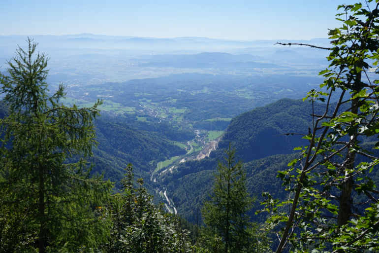 Kamnik e Velica planina