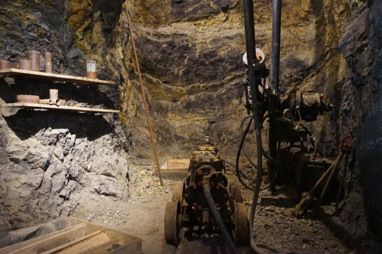 Idrija -Miniera di mercurio