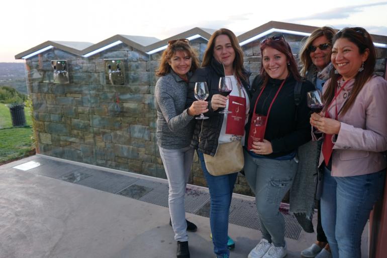 Capodistria: la prima fontana del vino in Slovenia