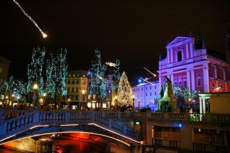 Capodanno in Slovenia - Lubiana