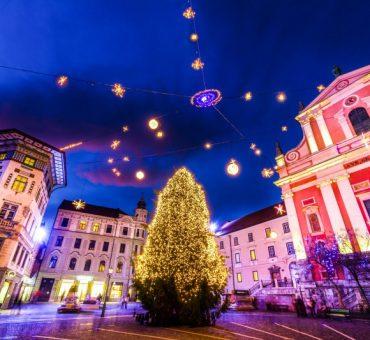 Capodanno in Slovenia (Lubiana - Kranj - Skofia Loka)