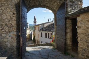 Compiano - Dormire in una yurta Ca' Cigolara - Borgo val di Taro