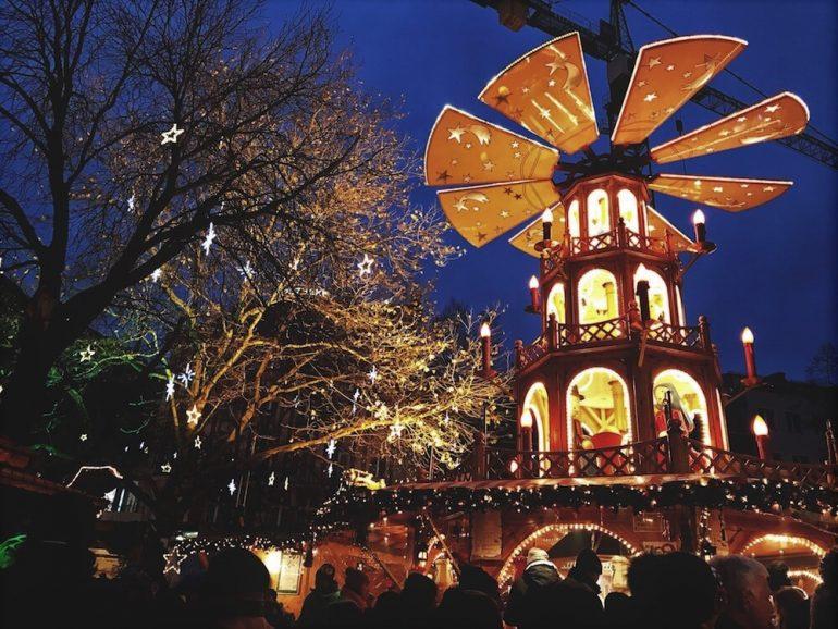 Monaco di Baviera - Mercatini di Natale