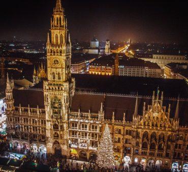 Natale a Monaco di Baviera