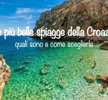 Vacanze in Croazia: guida alla ricerca delle spiagge più belle