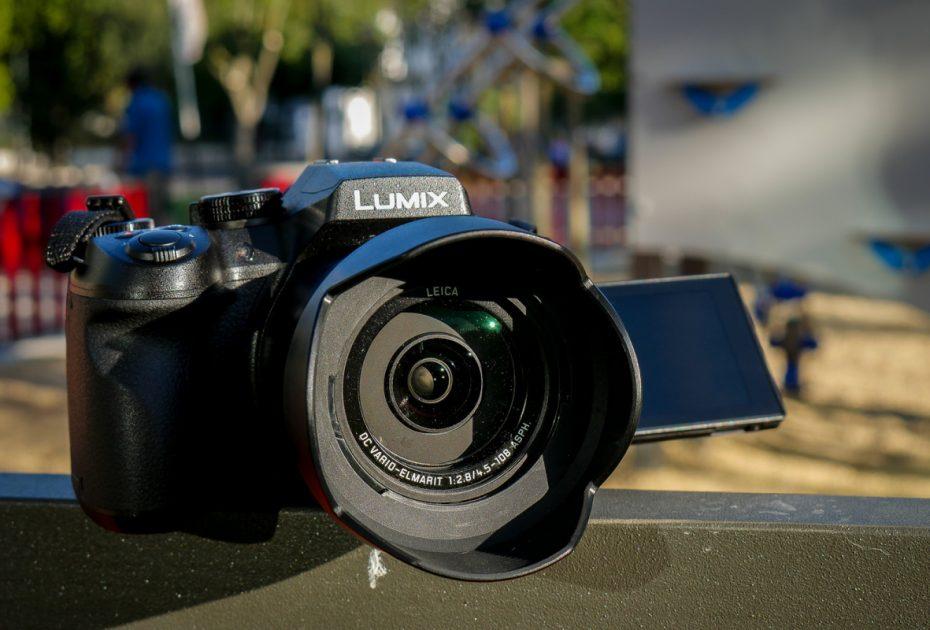 Fotocamera bridge Panasonic, ottima compagna di viaggio!