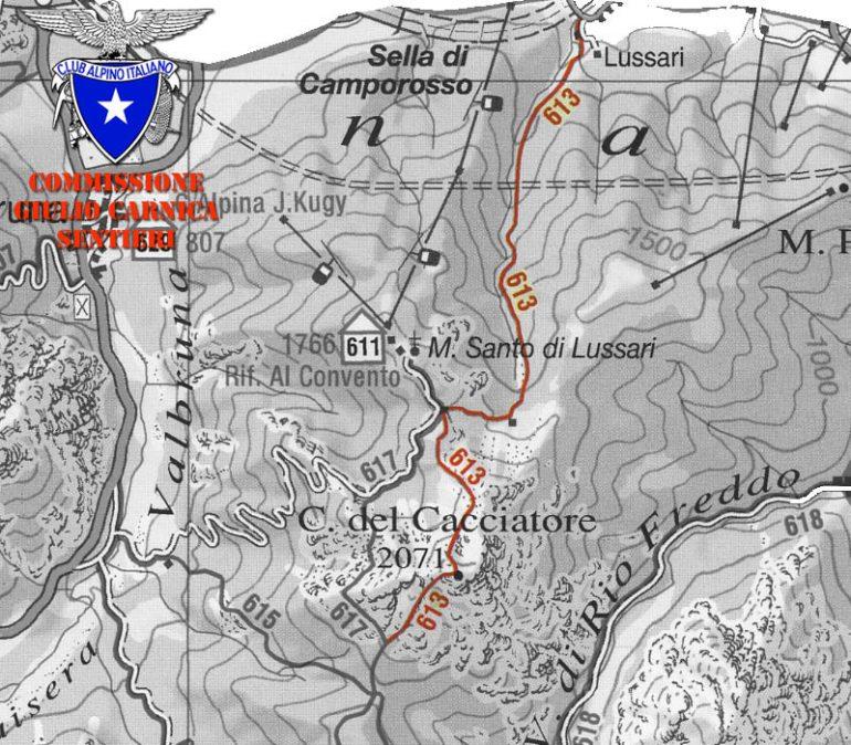 Monte Lussari - Sentiero del Pellegrino