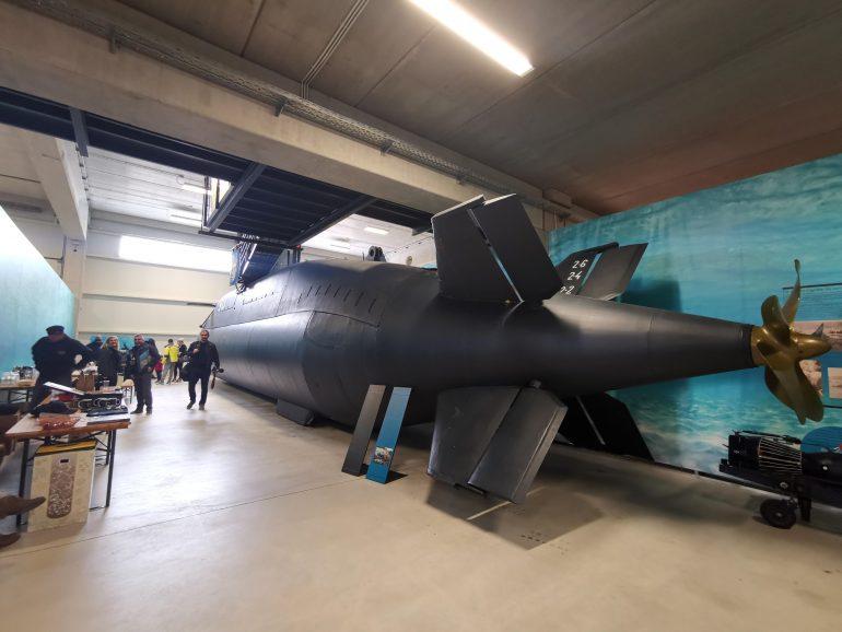 Sottomarino P-913 Zeta (Slovenia)