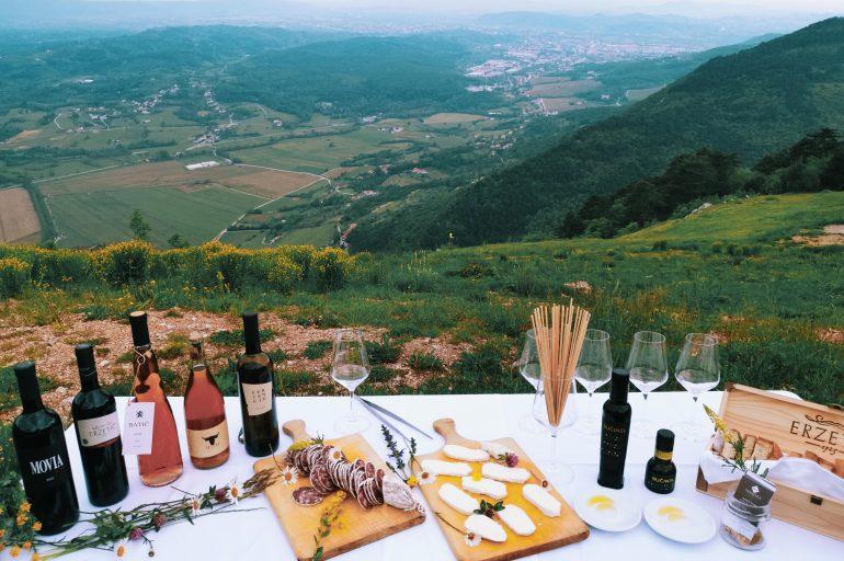Valle del Vipava (o Vipacco) 8 buone ragioni per andarci!