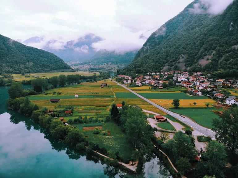 Valle dell'Isonzo - Slovenia