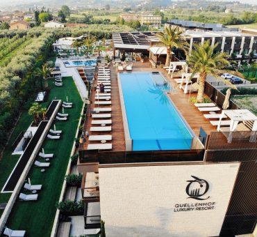 Quellenhof Luxury Resort Lazise, soggiorno esclusivo al Lago di Garda