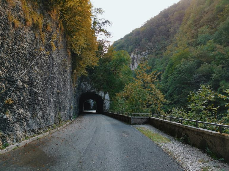 Vecchia via della Valcellina