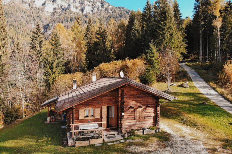 Affittare una baita in Trentino con Vacanze in Baita