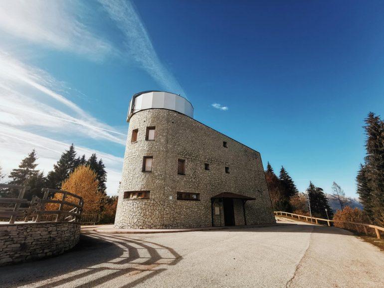 Osservatorio Astronomico del Celado - Altopiano del Tesino