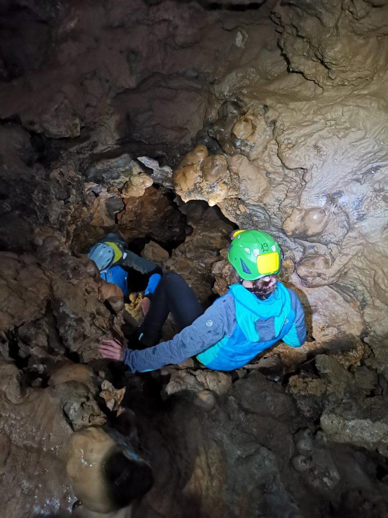 Grotta di Castello Tesino - Altopiano del Tesino