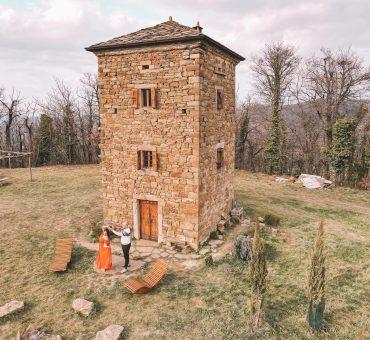 Dormire in una Torre Medioevale in Emilia Romagna