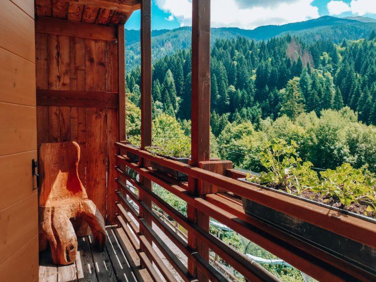 Valle dei Mocheni - Vacanze in Baita