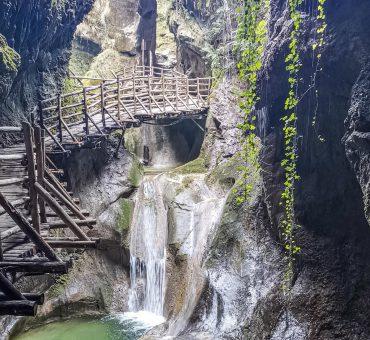 Le Grotte del Caglieron a Fregona – Treviso