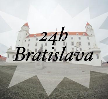 24h a Bratislava (Slovacchia)