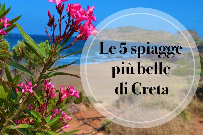 Creta Ovest: le 5 spiagge più belle dell'isola