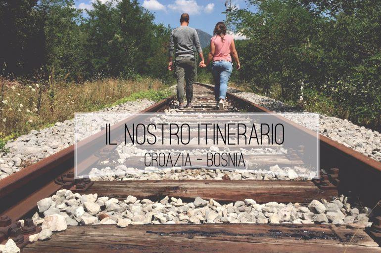 Tour tra Croazia e Bosnia