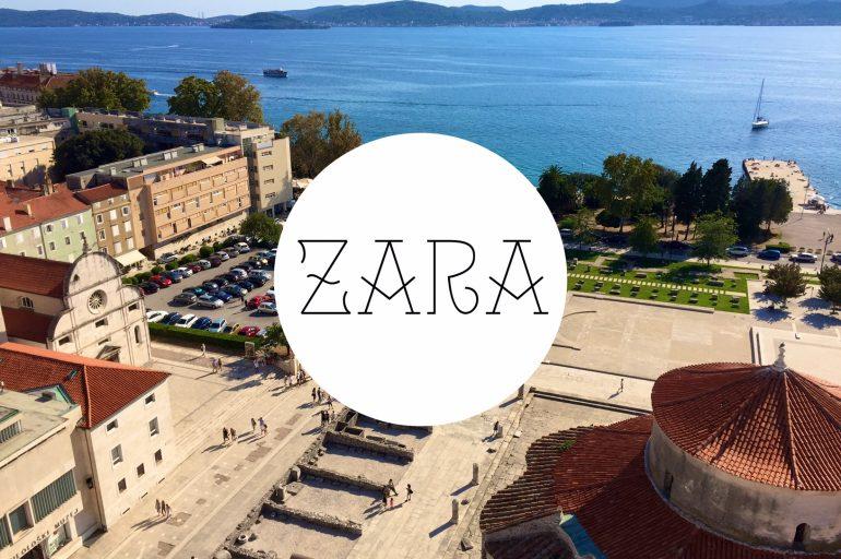 Una giornata a Zara