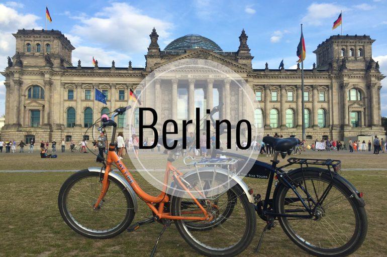 Vistare Berlino – in bicicletta