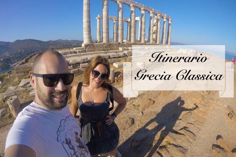 Viaggio in Grecia, il nostro itinerario
