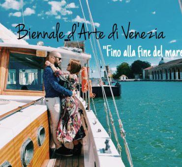 Una giornata nella barca di Pier Paolo Pasolini - Biennale d'Arte di Venezia 2017