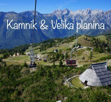 Kamnik: il piccolo borgo sloveno abbracciato dai monti