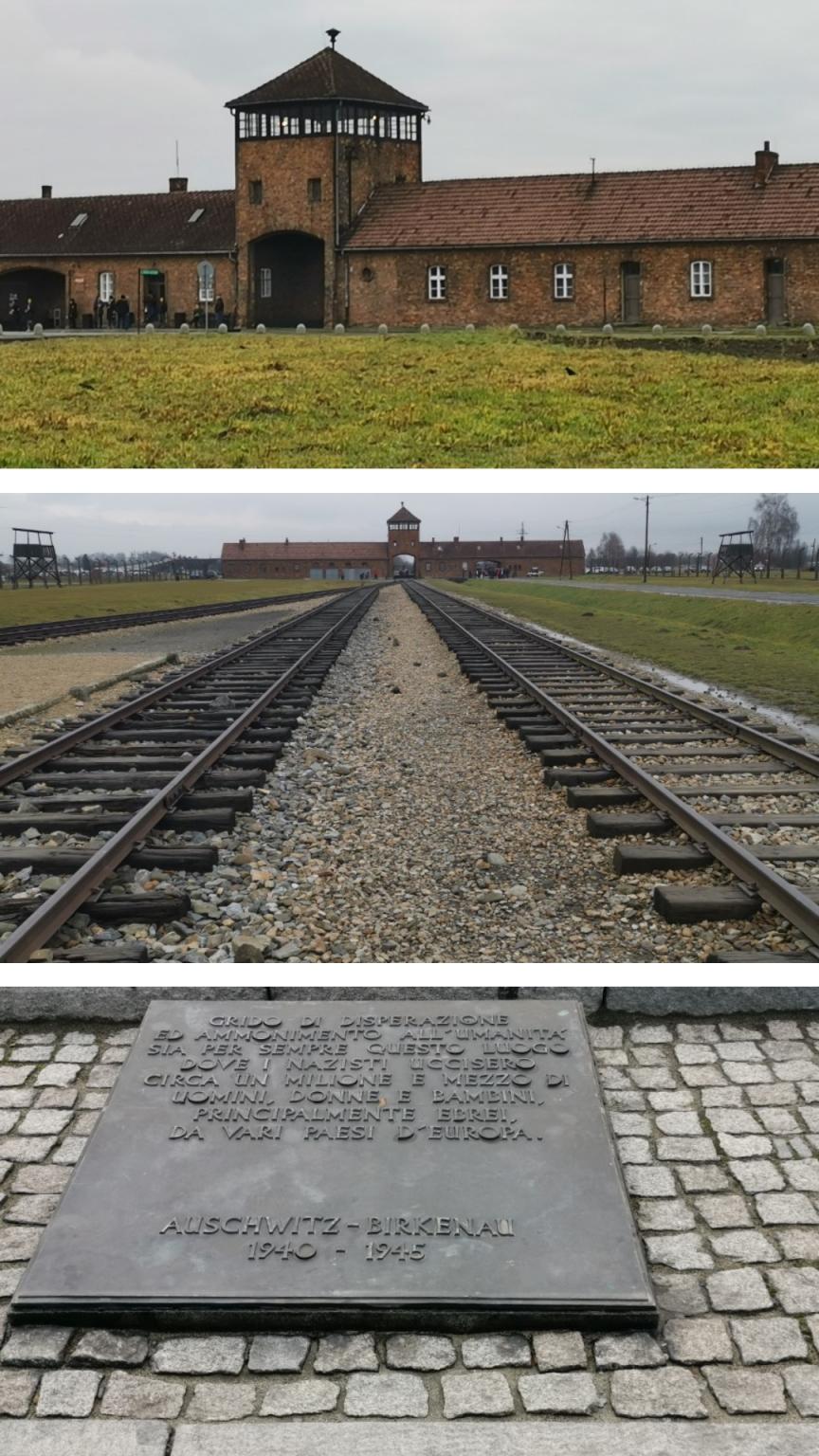Da Cracovia a Auschwitz - Birkenau, la nostra esperienza.