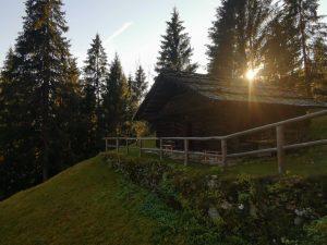 Valle del Vanoi - Baita prà dei tassi